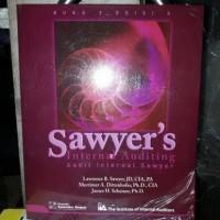 Sawyers Internal Auditing -Audit Internal Sawyer Buku 2 Edisi 5