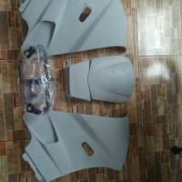 fairing ninja ssr bejita/ body ssr fiber press model belah