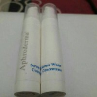 aphroderma serum white concentrate