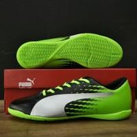 Best Performance Sepatu futsal Puma Evospeed Hijau