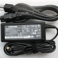 Charger Cesh Laptop Adaptor Original Toshiba L510 M500 M501 M502 M503
