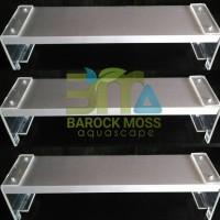 Lamphood Dudukan Lampu LED Aquascape 60 cm