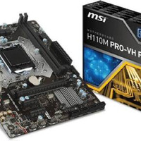 motherboard MSI H110m-pro vh plus