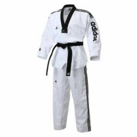 Seragam Dobok Baju Taekwondo Adidas Supermaster II bukan Moks Kwon