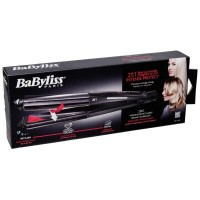 BABYLISS ST330 DIAMOND CERAMIC STRAIGHT AND CURL
