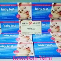 baby test onemed (Alat tes masa subur)