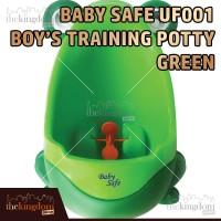 Baby Safe UF001 Urinal Frog Green Training Toilet Latihan Anak Balita