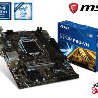 MSI B250M-Pro VH MOTHERBOARD B250M PRO VH INTEL B250
