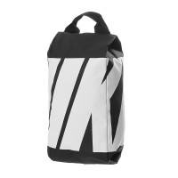 Nike Team Training Shoe Bag- Black/Black/White - Tas Sepatu