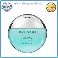 Bvlgari Aqua Marine Parfum Ori Reject 100ml (No Box)