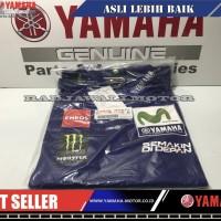 POLO SHIRT YAMAHA FACTORY RACING 2017 MOTOGP ASLI YAMAHA
