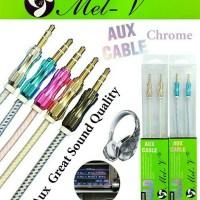 kabel audio auk crom