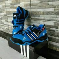 Sepatu Adidas AX2 V2 Go Trex Blue Black Harga Distributor Paling Murah