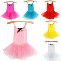 Baju balet anak dengan tutu