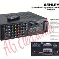 power Amplifer ASHLEY KA-6500 Original
