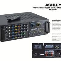 Power Amplifier Ashley KA 6500 ORIGINAL