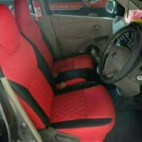 sarung jok Datsun Go bahan oscar full set