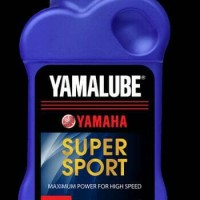 oli oil yamalube 4T super sport 10W-40 1L