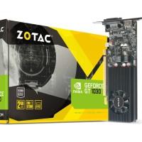 VGA GT 1030 2GB DDR5 merk Zotac Nvidia GeForce