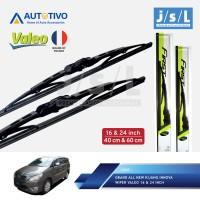 All New Kijang Innova Wiper Mobil Valeo (2 Pcs Kiri Kanan)
