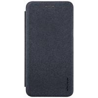 Nillkin Sparkle Leather Case - Oppo F3 (Black)