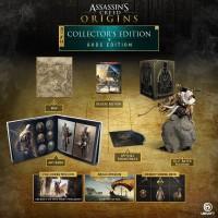 REGION US - Assassin Creed Origins GODS Collector Edition - XBOX ONE