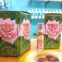 AR RAFIF Aroma NEBRAS 6ML Non Alkohol BUKAN AL REHAB ATAU DOBHA
