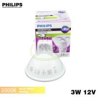Lampu LED Philips Essential LED MR16 3W 12V Kuning 3 Watt Halogen LED