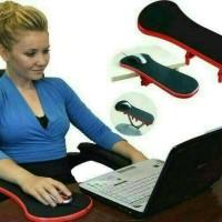 computer desk arm support penyangga tangan dimeja komputer