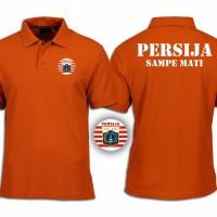 kaos kerah/polo shirt keren BOLA PERSIJA/THE JAK 02