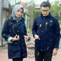 Jaket couple/Unisex/Baju hangat/hoodie/Parka/Sepasang/Pasangan/Cwe cwo