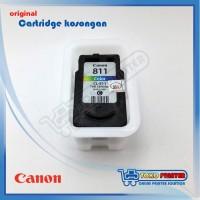 Cartridge Kosongan CL-811 / Catridge Canon Second CL811