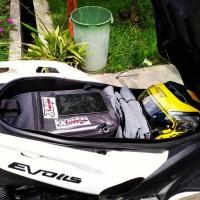 Tas Bagasi Organizer untuk Yamaha Xmax & Nmax