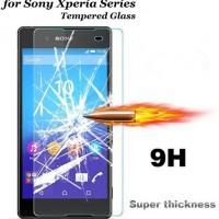 Tempered glass sony Xperia Z3+ / Z4 Anti gores kaca