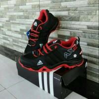 Sepatu Adidas AX2 Go Trex Black Red Harga Distributor Paling Murah