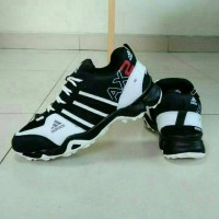 Sepatu Adidas AX2 Go Trex Black White Harga Distributor Paling Murah