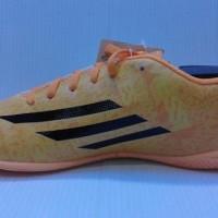 sepatu futsal anak adidas f5 messi yellow original