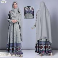 murah baju dress wanita gamis hijab murah bagus tanah abang Lumina