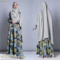 murah baju dress wanita gamis hijab murah bagus tanah abang Mirenaaaa