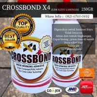 Lem Kayu Untuk Wood Flooring Crossbond X4