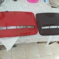 air flow merah / air scoop merah mobil datsun go