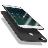 Soft Case Ultra Skin Doff Matte Black Xiaomi MIA1 / MI5X / MI A1 MI 5X
