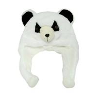 Topi Panda Bear Putih