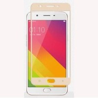 Tempered Glass Full 3D OPPO A57 Anti Gores Kaca curved Warna