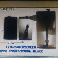 Lcd + t.s Oppo X9007/X9006 black