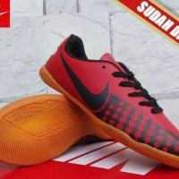 Sepatu Futsal Anak Nike Tiempo ACC Hitam Hijau New (Futsal Kids)