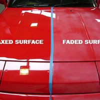 Spray Pengkilap Cat Mobil & Coating Pelindung ANTI UV WAXCO SPEED WAX