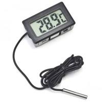 Thermometer Termometer Digital Aquarium / Kolam Ikan