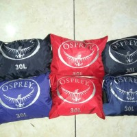 Cover bag 20-30 Liter rain cover pelindung tas daypack