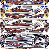 Sticker / Striping Variasi MIO SOUL GT (2012-2015)